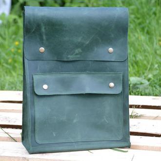 Рюкзак. Натуральная кожа
