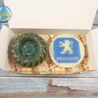 """Подарочный набор мыла """"Peugeot"""""""