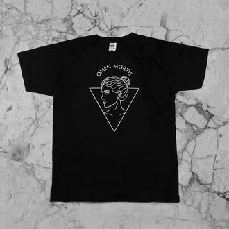 "Чорна футболка з принтом ""Omen Mortis"""