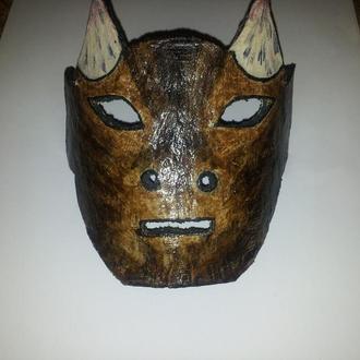 дизайнерская маска ручной работы 0.10
