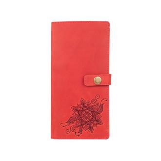 """Тревел-кейс Hi Art TC-01 Shabby Red Berry """"Mehendi Classic"""""""