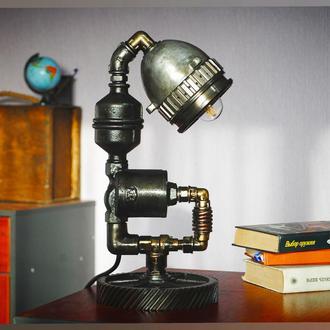 """Настольная лампа-робот """"Море удовольствия"""""""