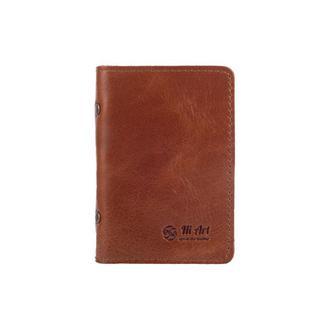 Обложка-органайзер для документов ( ID паспорт )/ карт Hi Art AD-03 Crystal Spice