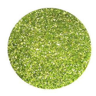 Сухие блестки, 12 гр  0,2 мм салатовый
