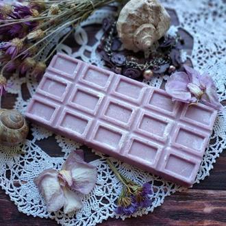 Лавандовый шоколада для ванны
