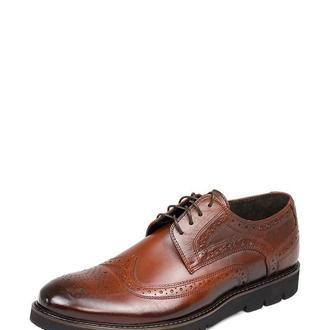 Туфли спорт мужские DASTI Sport коричневые