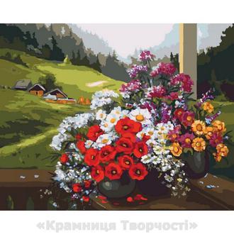 Картины по номерам Родной край, 40х50см. (КНО2212)