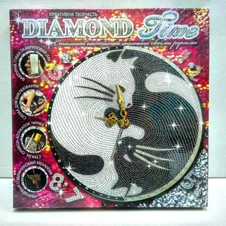 Часы 'Diamond Time' Инь-Янь Котики (DTM-01-01)