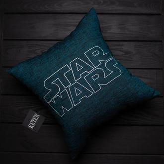 Декоративная подушка на подарок