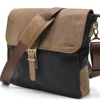 8978cd84d038 Мужская сумка через плечо TARWA 6600 ручной работы купить в Украине ...