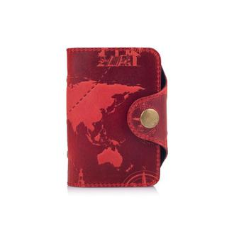 """Картхолдер HiArt CH-03 Shabby Red Berry """"7 wonders of the world"""""""