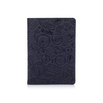 "Обложка для паспорта  HiArt PC-01 Shabby Ink ""Let's Go Travel"""