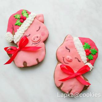"Пряник"" Новогодняя свинка"""