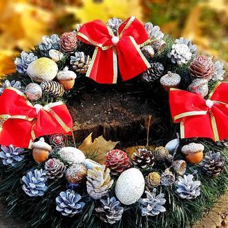 Новогодний/Рождественский венок