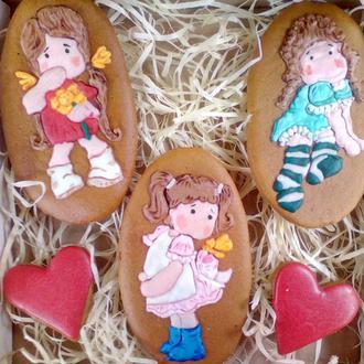 Набор пряничных куколок