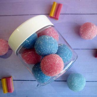 "Сахарный скраб для тела ""BubbleGum"""