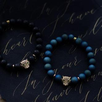 браслеты из натурального камня