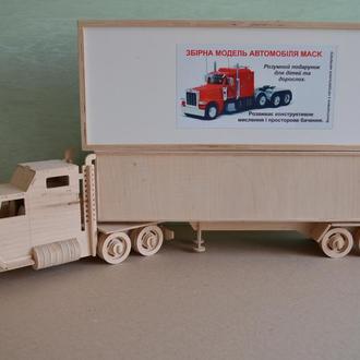 Сборная модель автомобиля  MACK