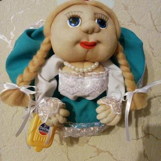 Кукла-сувенир Медсестра