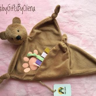 Комфортер для малыша Медведь