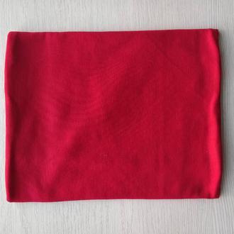 Бафф с флисом «джерси красный»