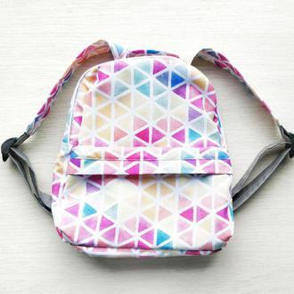 Рюкзак водонепроницаемый «Мозаика»