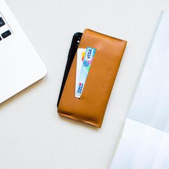 Кожаный чехол для Galaxy S9 & Note 9 - SLIM