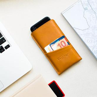 Кожаный чехол для Galaxy S9 & Note 9 - PELTA PLUS