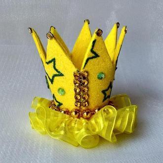 Короны, заколки (фурнитура на выбор)