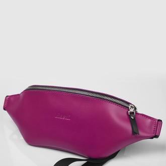 Поясная сумка Klasni Walk розовая К-01-08-10-3