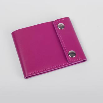 Мини кошелек 03-03, розовый Кайзер