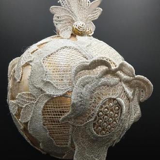 Новорічний куля, різдвяний куля, новорічна ялинкова прикраса, інтер'єрний куля.