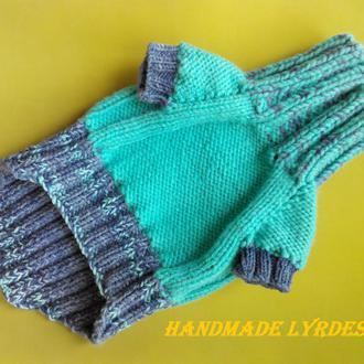 Тёплый свитер для маленькой собачки или кошки