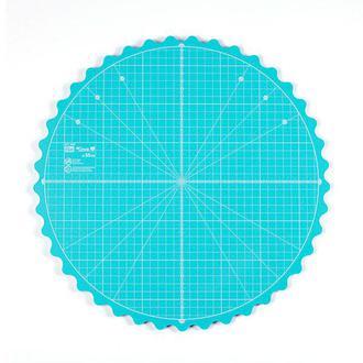 Коврик круглый вращающийся для резки тканей 35 см,Prym