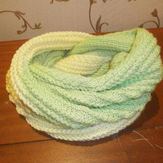 Снуд -шарф