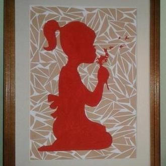 Картина Baby Girl