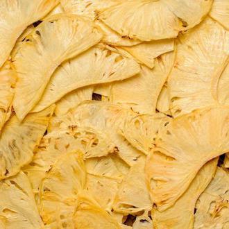 Ананасовые чипсы