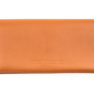 Кожаный кошелек Slim