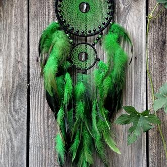 Ловец снов в зелёных тонах!