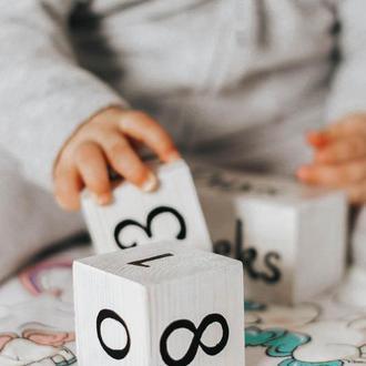 Кубики для фотосессии