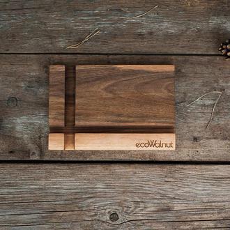 Подставка Деревянная Корпоративный Подарок Высокого Качества с Вашим Логотипом Оперативно Телефон