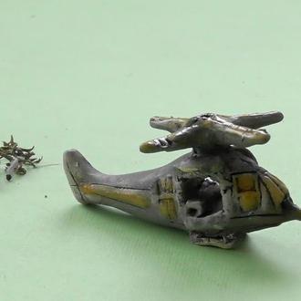 Вертолёт мини керамика