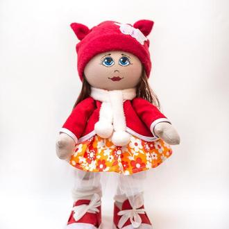 "Кукла большеножка VikaMade ""Вика"""