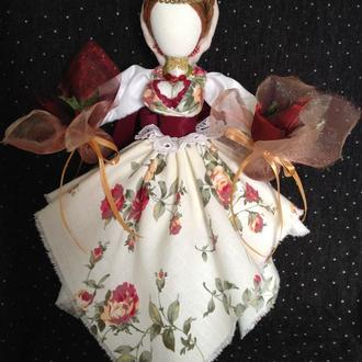 Обереговая кукла травница