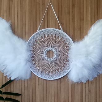 Ловец снов-крылья!