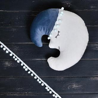 Декоративная подушка Месяц