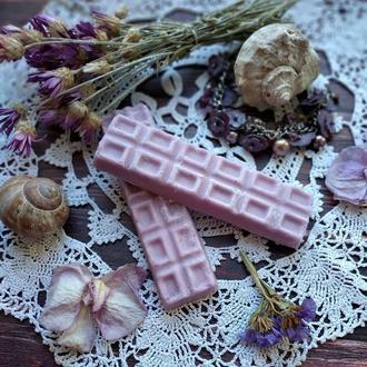 Лавандовый шоколад для маникюра и педикюра