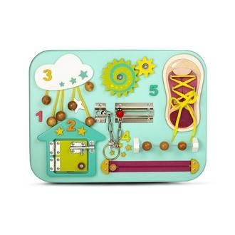 Развивающая игрушка Бизиборд