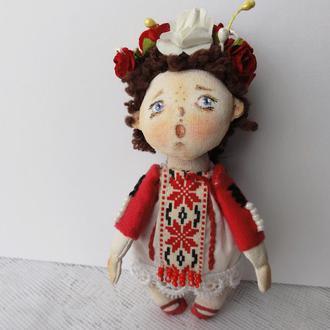 Куколка-подвеска Украинка
