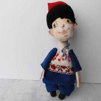 Кукла-подвеска Украинец